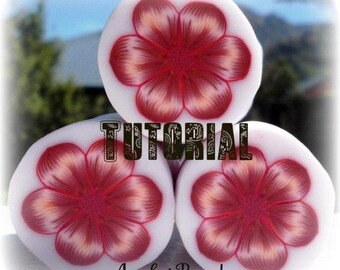 Magic Color Flower - Polymer Clay Millefiori Cane Tutorial