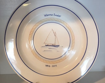 Wianno Senior Dinner Plate