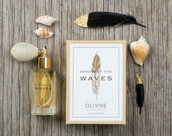 Amongst The Waves Eau de Parfum...As seen in Allure and Redbook Magazine *Temporarily Out of Stock*