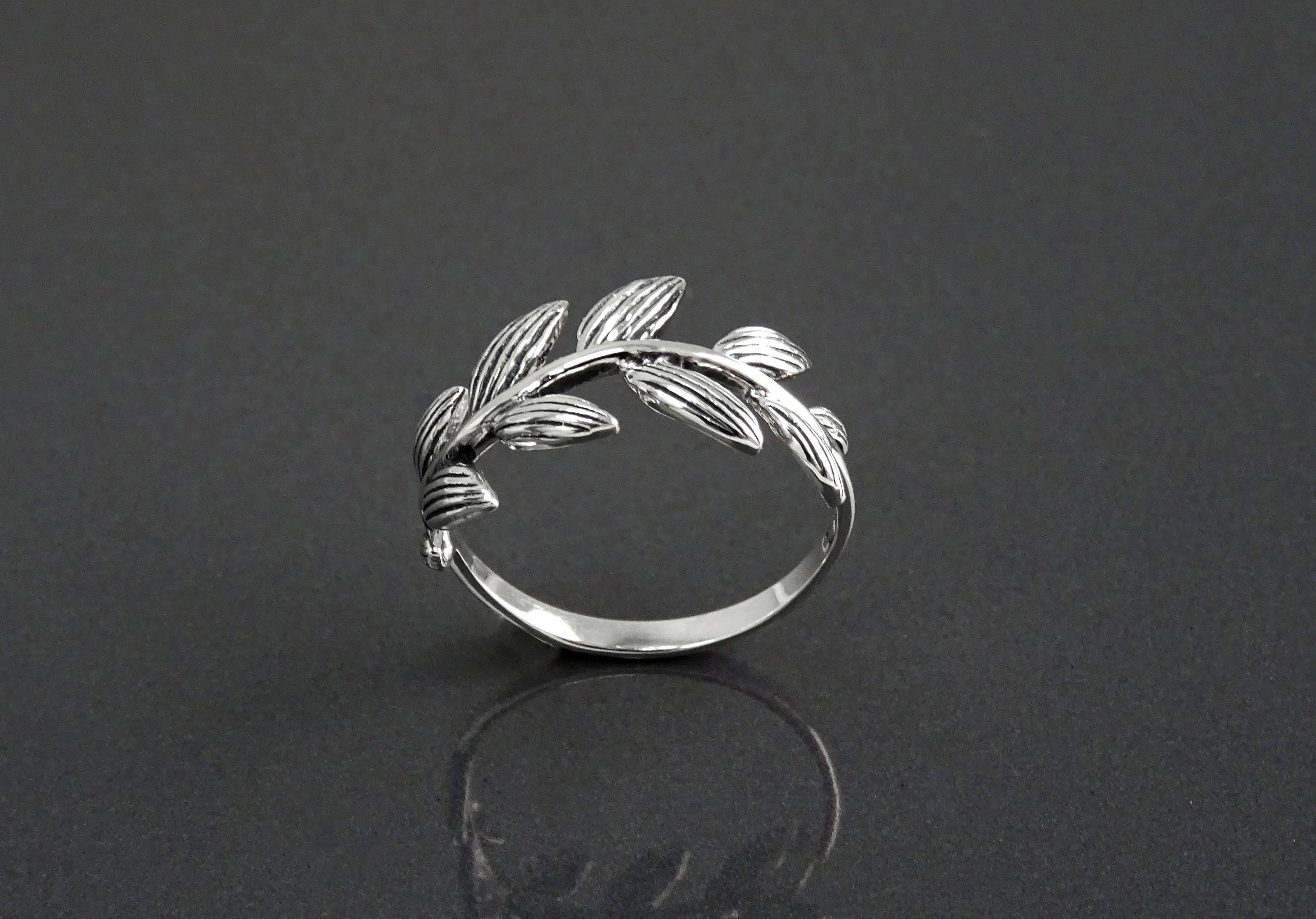 jewelry products gold and engagement ring branch rings leaf lel