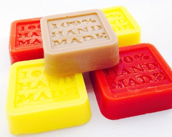 Mango Wax Tarts, Mango Wax Melts, Mango Candle Tarts, Wax Tarts, Wax Melts, Candle Tarts, Fruity Wax Melts, Fruity Candle Tarts, UK Wax Melt