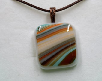 Vintage Colors Necklace Shipping Included!!