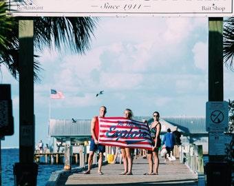 American Explore Flag