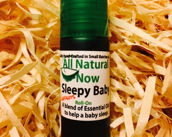 Sleepy Baby Essential Oil Blend/100% Pure & Therapeutic Essential Oils/Insomnia