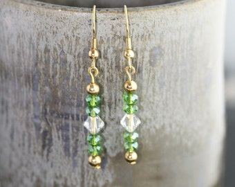 Swarovski Crystal Earrings - Item 1184