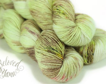 Nepenthe - Exquisite Sport - Superfine Alpaca, Silk - Hand Dyed Luxury Yarn
