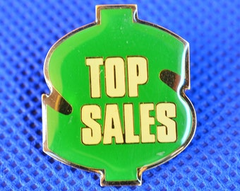 UNOCAL 76 Top Sales Pin -Advertising Promotion