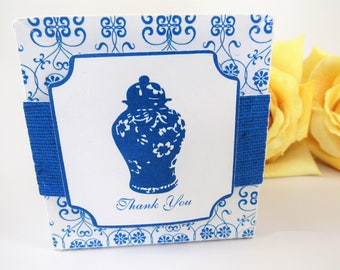10 Bridal Tea Party Favor Box , Will You Be My Bridesmaid Gift Box , Blue and White Square Box , Bridesmaid Gift Box , Gift Box , Favor Box