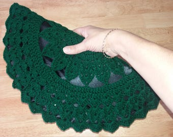 Vintage1940's Inspired Crochet-By-Q Clutch bag pattern! Reproduction, Pattern Guaranteed!