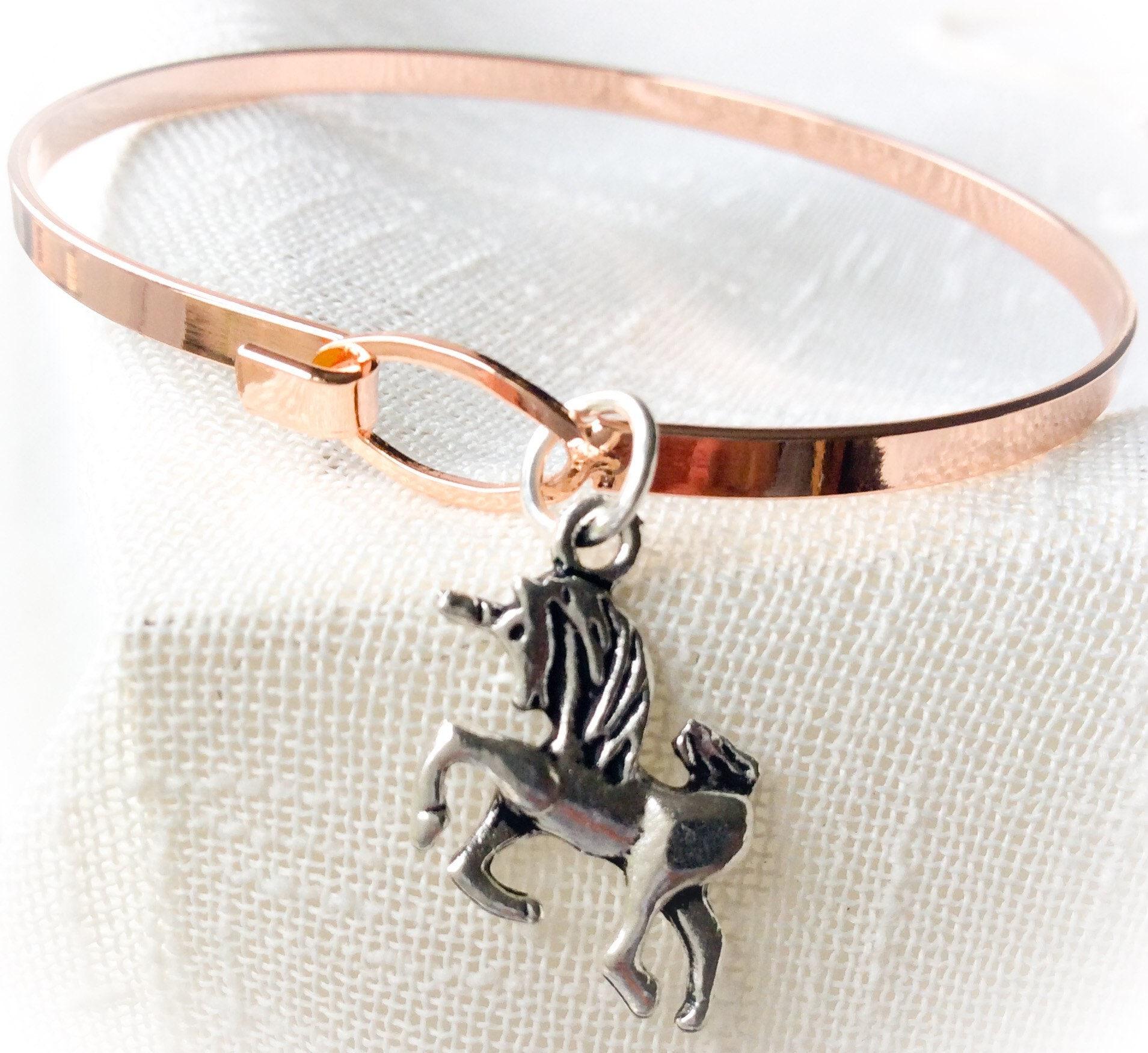 Royal Wedding Sale Unicorn Bangle Gifts For Girls Unicorn Gifts