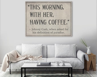 Create Your Own Custom Personalized Text Sign Wall Art - Stretched Canvas - Ready-to-hang - Signed