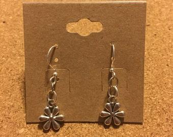 Flower Earrings, Floral Jewelry