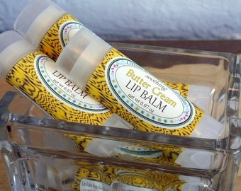 Butter Cream , Lip Balm , Lip Products, Women's Gift, Gift, beeswax, lip