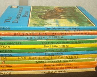 Set of 12 Series 401/497 Ladybird Books