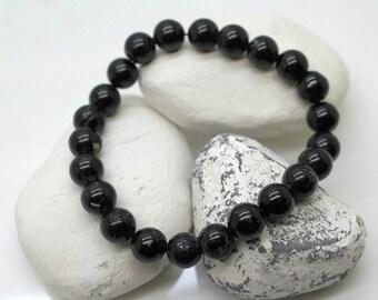 Tourmaline Bracelet. 8MM. New!.
