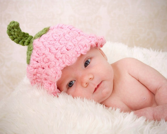 Pattern Flower Baby Hat Tulip Flower Crochet Pattern Quick and Easy Beanie Toboggan Flower Costume Spring Girl instant Download from TheTwistedK on ...  sc 1 st  Etsy Studio & Pattern Flower Baby Hat Tulip Flower Crochet Pattern Quick and ...