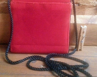 Vintage Timmy Woods shoulder purse / clutch