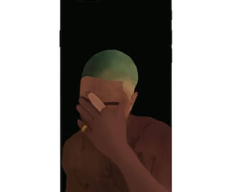 iPhone 6/6S phone case, Blond by Frank Ocean artwork.