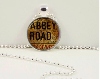 Abbey Road Pendant