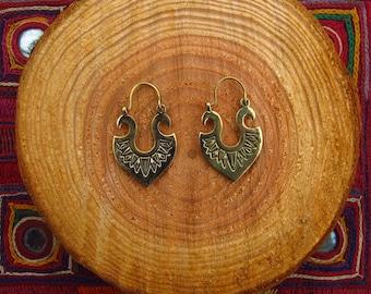 Earrings - wave