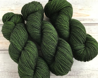 Journey Worsted in Creature Feature by Skeinny Dipping Yarn