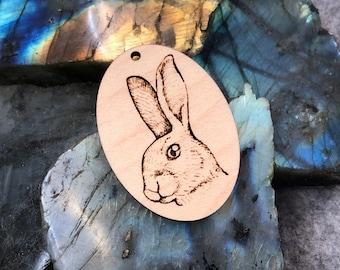 Rabbit Wooden Connector