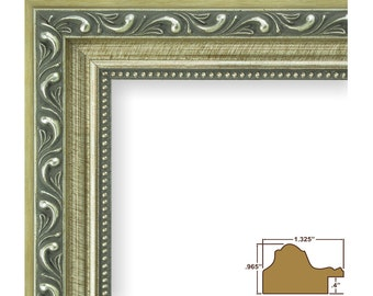 silver antique picture frames. Craig Frames, 5x7 Inch Antique Silver Picture Frame, Ancien 1.25\ Frames T
