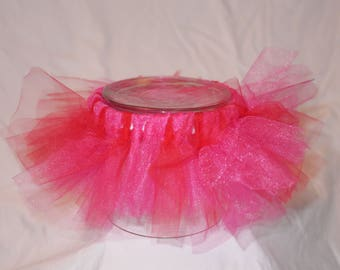 Pink and red Infant Tutu