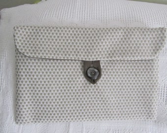 Protective cover for Tablet (ipad) upholstery fabric