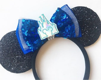 Cinderella's Castle inspired Mouse Ears