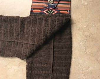 Hanging towels, Kitchen towels, Hand towels, Southwest theme
