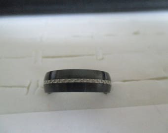 ring woman ceramic