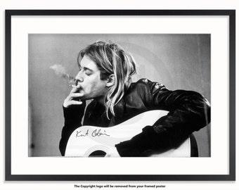 Kurt Cobain Art
