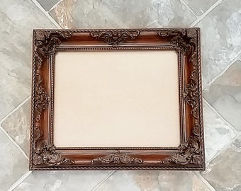 8x10 Wood Picture Frame, 8x10 Wall Picture Frame, Picture Frames, Wall Picture Frame, Shabby Chic Picture Frame, Decorative Picture Frame
