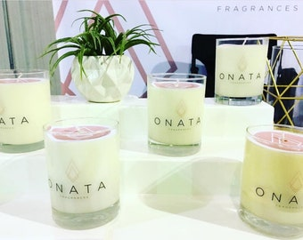 Urban Wineaux - Onata Fragrances Pure Soy Candles