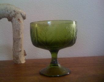 FTD Glass Pedastal Vase