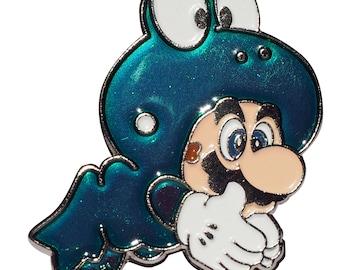 Frogsuit Mario