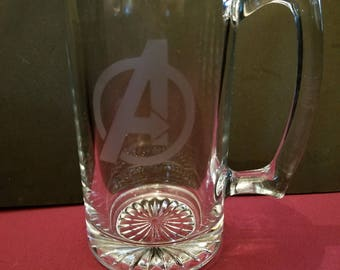 Avengers Beer Mug