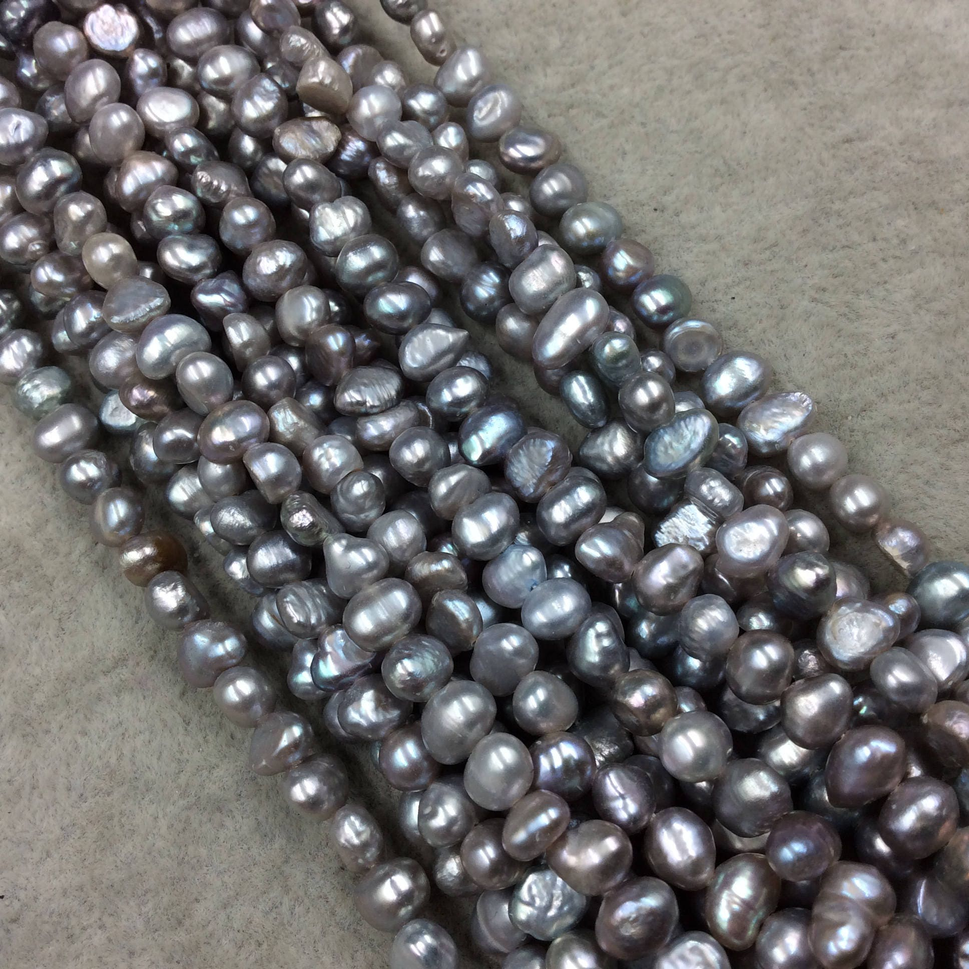 weight sterling wire shipping product beads free freshwater silver light pearl