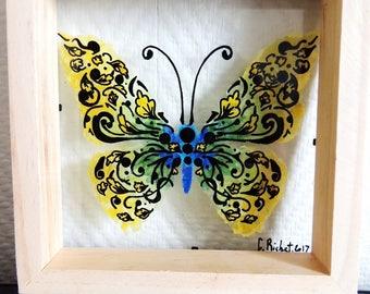 Fluttering - 17 * 17