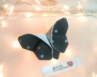 PERNO mariposa origami momento Cré'Anne