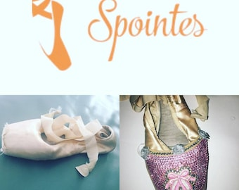 Pointe Skins That also function as Lyrical Shoes