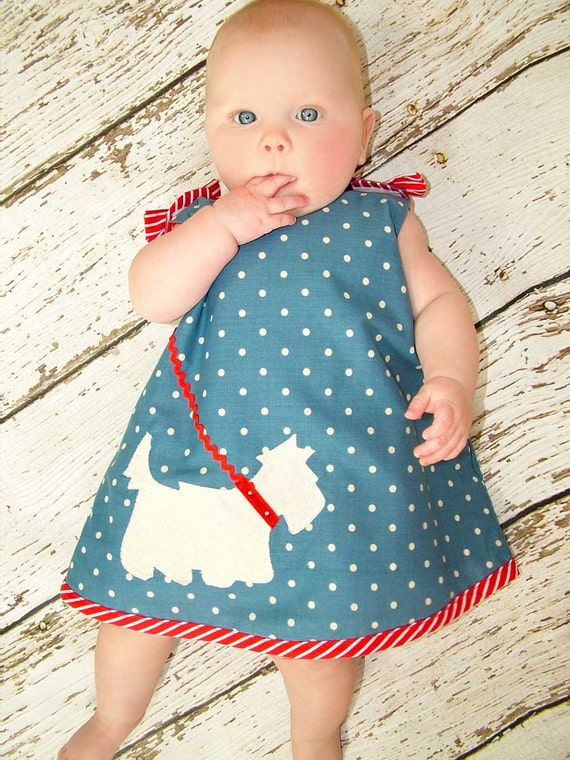 Baby Dress Pattern, PDF patterns, Childrens Sewing Pattern ...