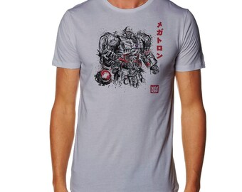 Emperor of Destruction Shirt - Transformers Tshirt - Decepticons Shirt - Autobots T-shirt - Megatron Tshirt - Optimus Prime T-shirt - Robots