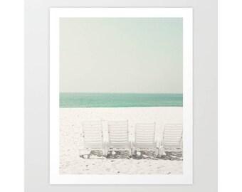 Large canvas art, beach prints, bathroom wall art, extra large wall art, beach wall art, canvas art, beach photography, framed wall art, art