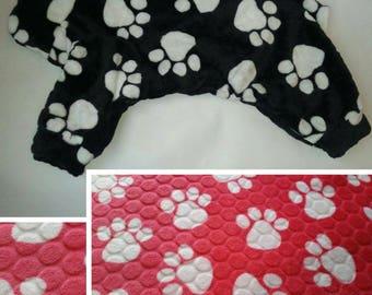 PINK PJ - Italian Greyhound/Chinese Crested - Pajama (pyjama)