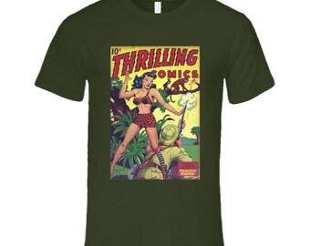 Thrilling Comics #60 T Shirt