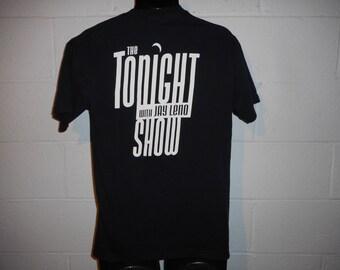Vintage Jay Leno Tonight T-Shirt Medium