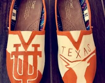 Texas Longhorns Toms