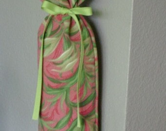 Recycleable Captiva Island Wine Bag